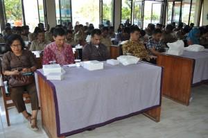 Pertemuan dengan Pihak Kecamatan Samigaluh