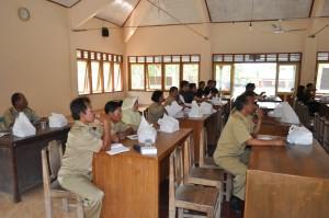 Pertemuan dengan Pihak Kelurahan Banjarasri