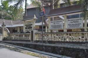 Lokasi Sarasehan Undang-undang Desa 1